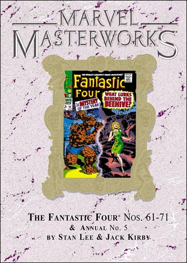 Marvel Masterworks: The Fantastic Four 7-D by Marvel