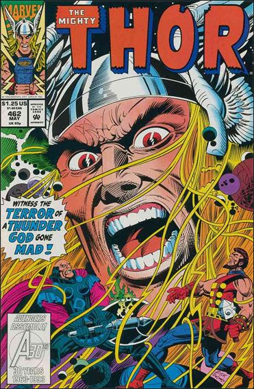 Thor (1966) 462-A by Marvel