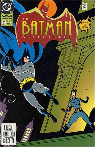Batman Adventures (1992) 2-A by DC