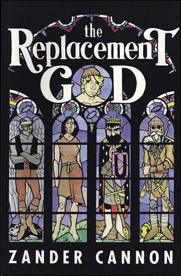 Replacement God 1-A by Slave Labor Graphics (SLG) Publishing