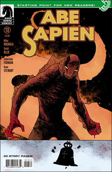 Abe Sapien 13-A by Dark Horse