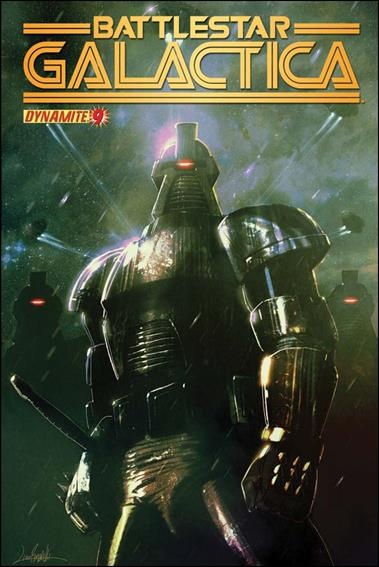 (Classic) Battlestar Galactica (2013) 9-A by Dynamite Entertainment