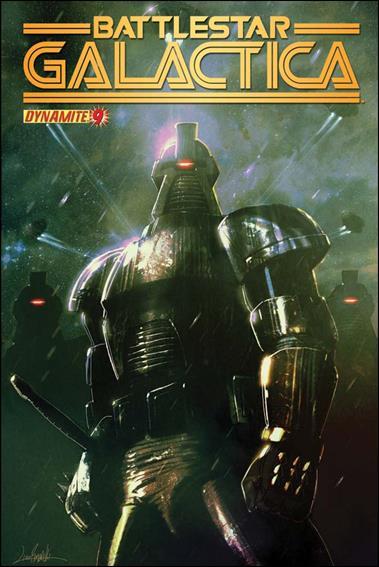(Classic) Battlestar Galactica (2013) 9-A by Dynamite Entertainment