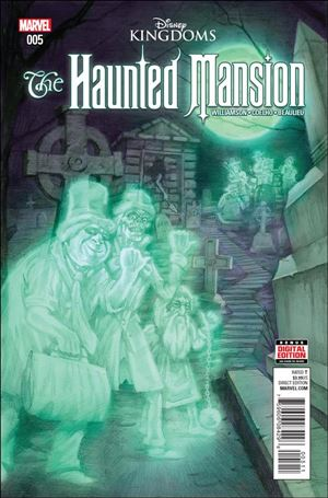 Haunted Mansion 5-A