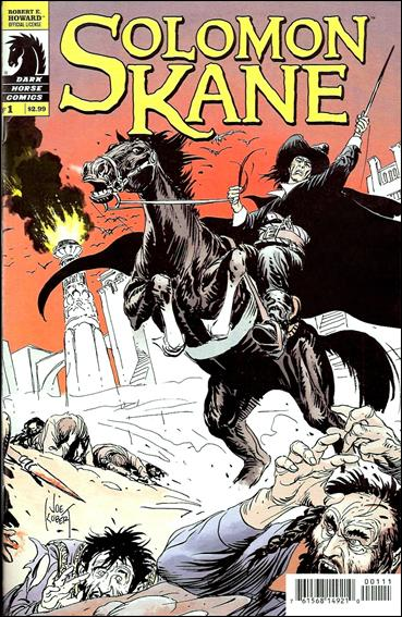 Solomon Kane (2008) 1-B by Dark Horse