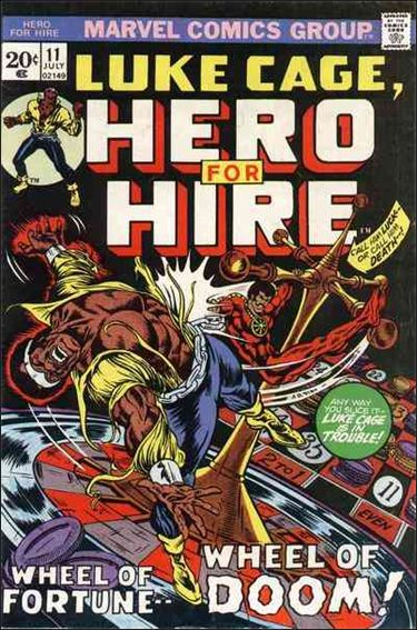 Hero for Hire 11-A by Marvel