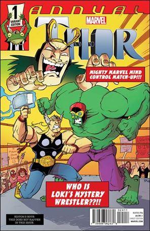 Thor Annual (2015) 1-B