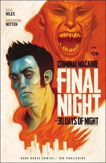 Criminal Macabre: Final Night - The 30 Days of Night Crossover 1-A by Dark Horse
