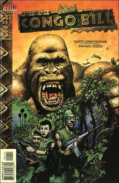 Congo Bill (1999) 1-A by Vertigo