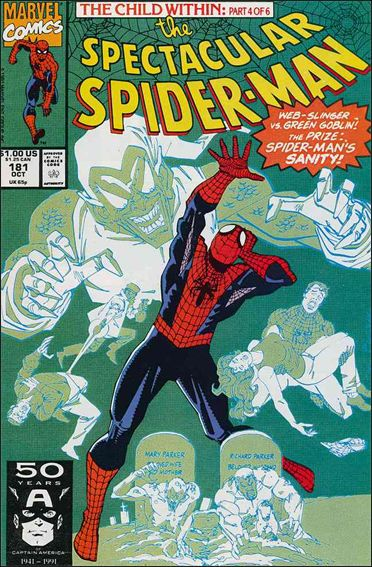 Spectacular Spider-Man (1976) 181-A by Marvel