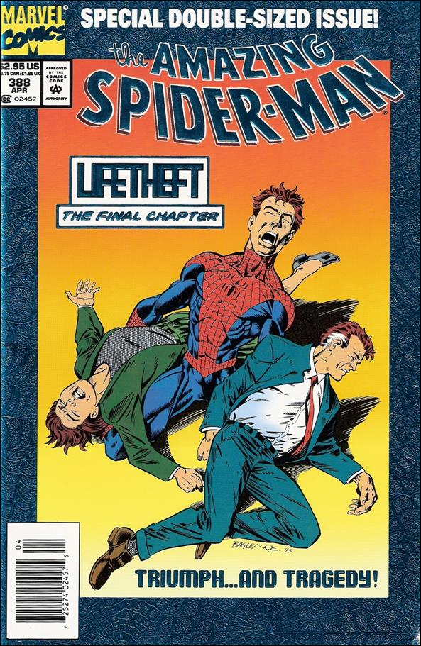 Amazing Spider-Man (1963) 388-B by Marvel