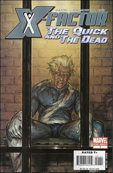 X-Factor: The Quick and the Dead 1-A by Marvel