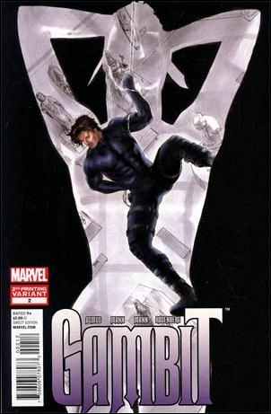 Gambit (2012) 2-B by Marvel