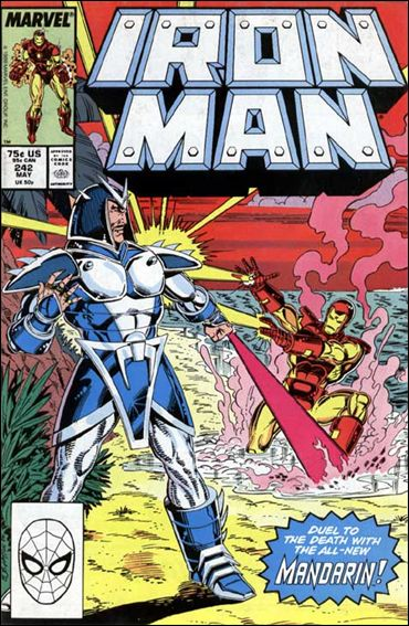 Iron Man (1968) 242-A by Marvel