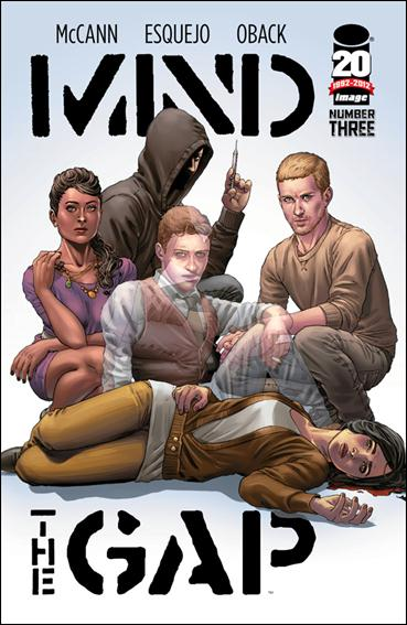 Mind the Gap 3-A by Image