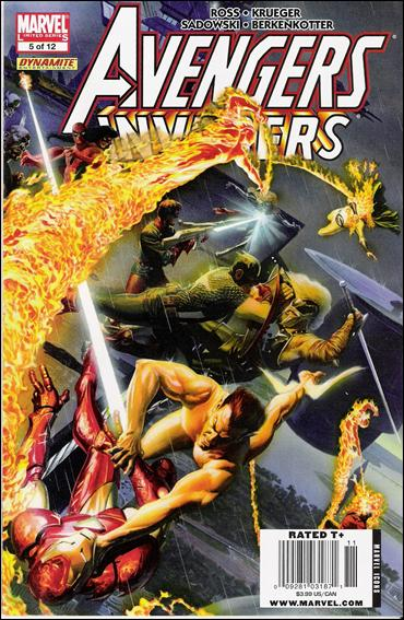 Avengers/Invaders 5-E by Marvel