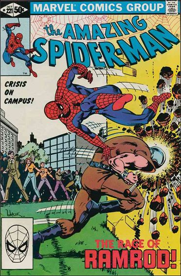 Amazing Spider-Man (1963) 221-A by Marvel