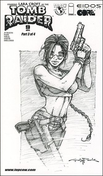 Tomb Raider: The Series 9-C by Top Cow