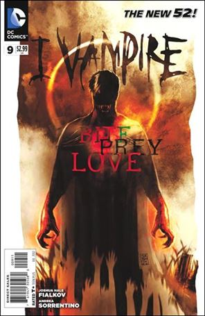 I, Vampire 9-A