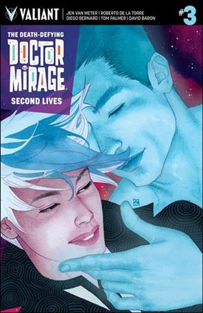 Death-Defying Doctor Mirage: Second Lives 3-B
