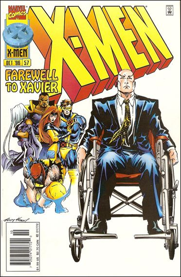 X-Men (1991) 57-B by Marvel