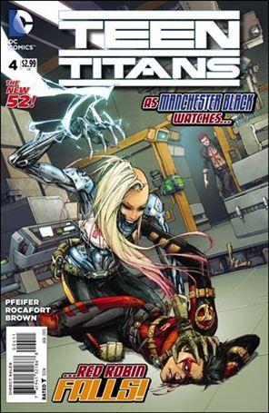 Teen Titans (2014) 4-A