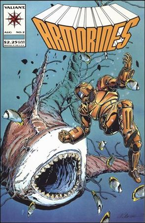 Armorines (1993) 2-A