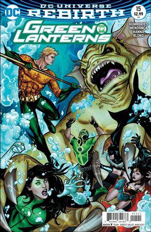 Green Lanterns 15-B