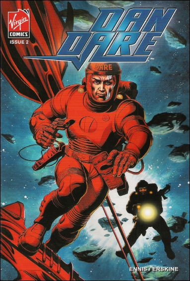 Dan Dare 2-A by Virgin Comics