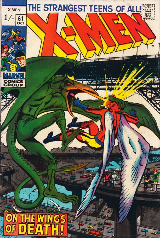 X-Men (1963) 61-B by Marvel
