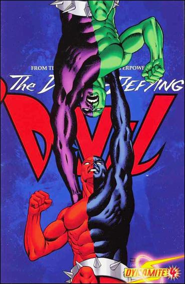 Death-Defying 'Devil 4-B by Dynamite Entertainment