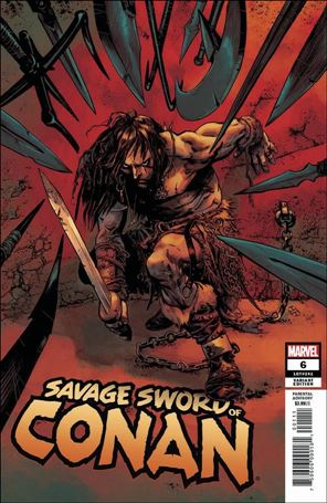 Savage Sword of Conan (2019) 6-B