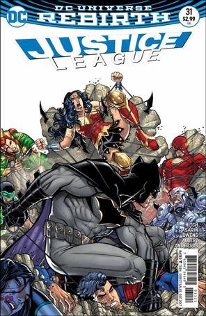 Justice League (2016) 31-B