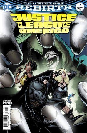 Justice League of America (2017) 7-B