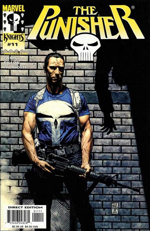 Punisher (2000) 11-A by Marvel