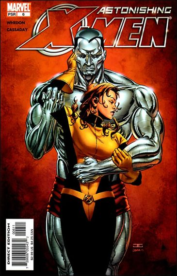 Astonishing X-Men (2004) 6-A by Marvel
