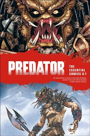 Predator: The Essential Comics 1-A