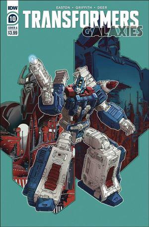 Transformers: Galaxies 10-A