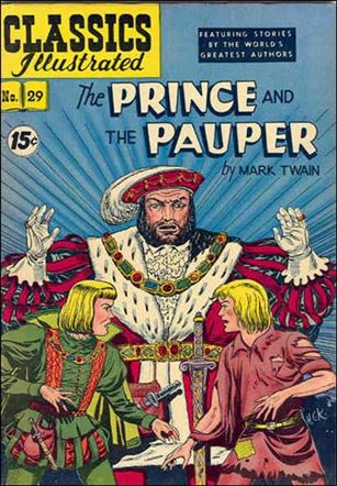 Classic Comics/Classics Illustrated 29-F