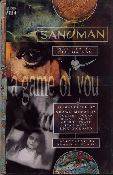 Sandman 5-C by Vertigo