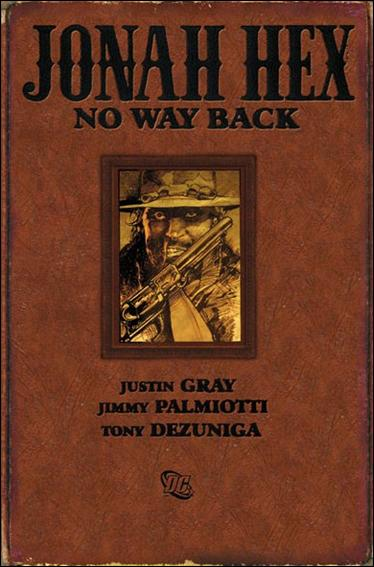 Jonah Hex: No Way Back 1-A by DC