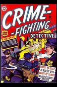 Crime-Fighting Detective 18-A