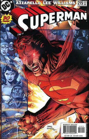 Superman (1987) 215-B by DC