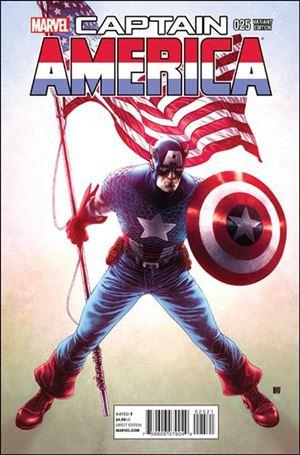 Captain America (2013) 25-E