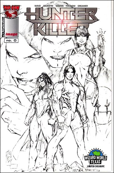 Hunter-Killer 0-B by Top Cow
