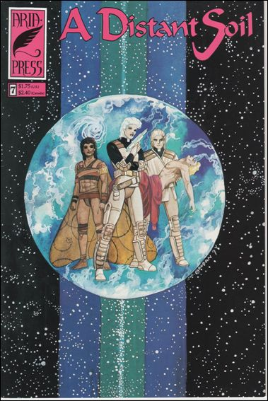 Distant Soil (1991) 7-A by Image