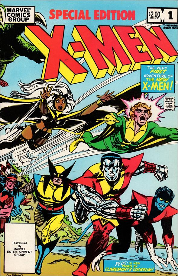 Special Edition X-Men 1-A by Marvel