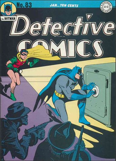 Detective Comics (1937) 83-A by DC