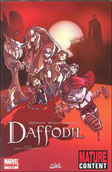 Daffodil 1-A by Soleil