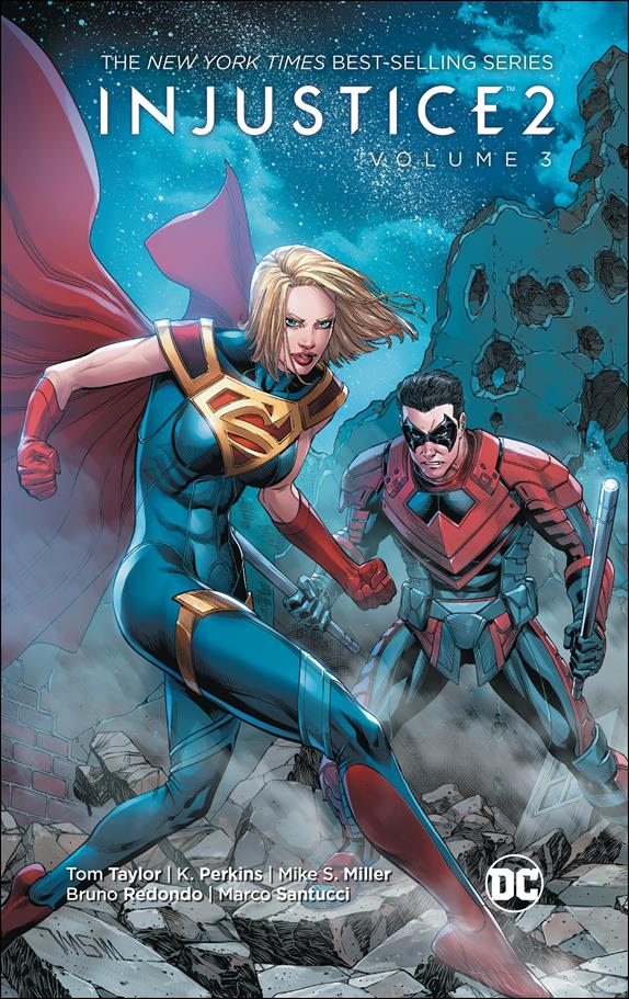 Injustice 2 3-A by DC